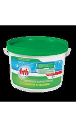 hth Стабилизатор хлора в гранулах 3 кг